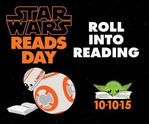 Star Wars Reads Day Logo