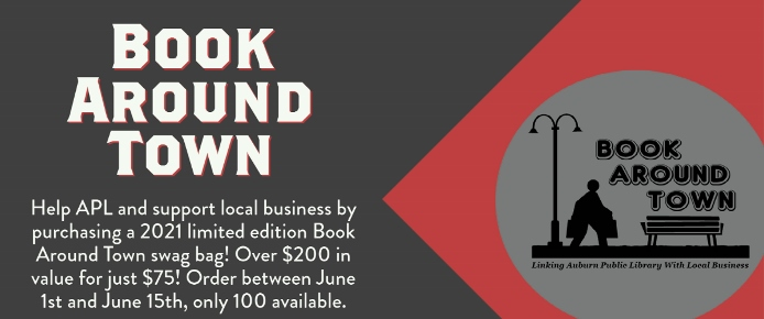 Book around Town logo